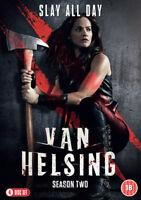 Van Helsing: Season Two DVD (2019) Kelly Overton cert 18 4 discs ***NEW***