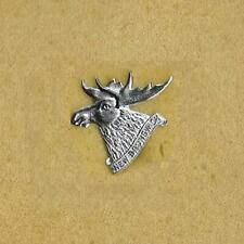 THE PROVINCE OF NEW BRUNSWICK NB CANADA MOOSE OFFICIAL PIN OLD