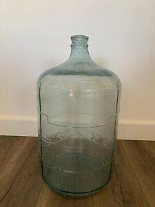 Vintage Sparkletts Water Carboy 5 Gallon Glass Jug #7