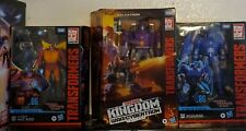 Transformers Galvatron, Hot Rod and Scourge.  Lot of 3. Brand new in hand