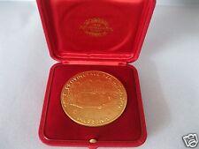 """Medaille anläßlich der Ausstellung """"Christian Hess"""" Messina 74 und Monaco 77"""