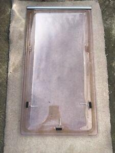 Polyplastic Caravan Window Roxite 80