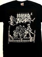 MORBID ANGEL T shirt Death Metal MAYHEM DISMEMBER IMMOLATION INCANTATION S - XL