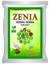 200g Zenia Herbal Henna Powder Amla Shikakai Bhringraj Makka w/ 12 Herbs