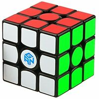Gans puzzle GAN356 Air - 3 layers  Speed Cube - Magic Cube Puzzle - Black