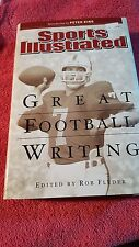 SPORTS ILLUSTRATED ~GREAT FOOTBALL WRITING~1954-2006 EDITED BY TOB FLEDER