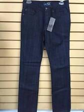 b17a3e74d2f Fourstar Clothing Men Buttom Down Dark Blue Straight Leg Jeans Sz W 28x32  Malto