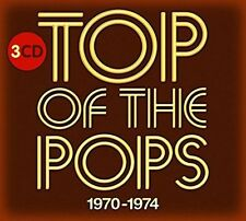 Top of The Pops 1970-1974 Various Artists 0600753699591