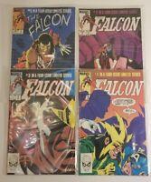 The FALCON #1-4 (Complete Lot Run) (1983 MARVEL Comics) VF-NM