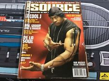 The Source Hip Hop Magazine September 2000 LL Cool J Cover! See Pics!