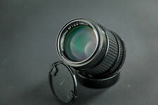 Pentax 67 6x7 SMC 165mm f2.8 Objektiv medium format portrait lens