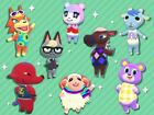 ACNH Animal Crossing: Any Villager, Raymond, Judy, Audie, Cyd, Sherb, Dom + Gift