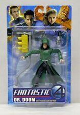 Fantastic Four Movie Dr Doom with Mask Traffic Light ToyBiz NIP 2005 4+ S191-6
