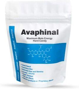Avaphinal Original Hard Candy Enhanced Libido, Stamina, Fast Acting Amplifier