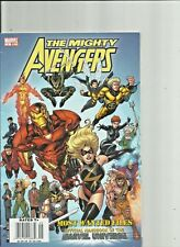Mighty Avengers Lot of 7 comics featuring Dark Reign and Most wanted files