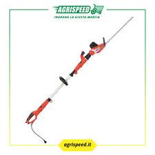 Tagliasiepi elettrico TELESCOPICO HECHT675 con potenza da 750 W e barra da 51 cm