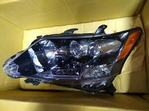 10 11 12 LEXUS HS250h LED HEADLIGHT LEFT 2010 2011 2012 OEM HS 250 h DRIVER