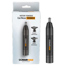 ConairMAN Battery-Powered Ear/Nose Trimmer Lithium Powered