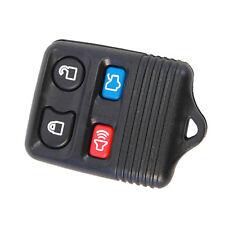 HQRP Carcasa para llave de 4 botones Lincoln Continental 1998 - 2002