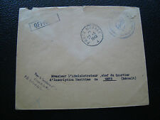FRANCE - enveloppe franchise 27/1/1949 (cy62) french