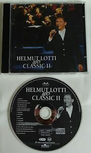 HELMUT LOTTI Goes classic II CD 17 tr 1996 Europe RCA 74321433752 Vocal klassiek