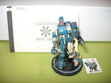 =Mechwarrior SWORDSWORN Revekka Shteysel 146 Sphinx with dossier 21 =