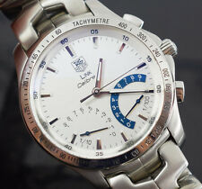 TAG HEUER LINK CALIBRE S  CHRONOGRAPH CJF7111  BOX/PAPERS / WARRANTY 2010