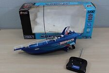 Nikko R/C Xtreme Fleet Boat Yacht Ship Zephyr with Remote & Original Box Control