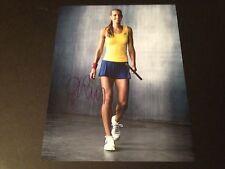 Arantxa Rus Netherlands SEXY Tennis 11x14 Photo Signed Auto W/COA
