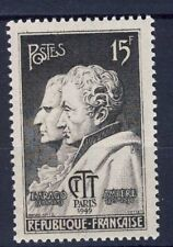 TIMBRE FRANCE NEUF N° 845 * F. ARAGO ET AMPERE / NEUF CHARNIERE