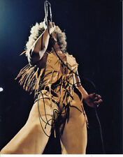 The Who Roger Daltrey Hand Signed Photo My Generation Very Rare 2.