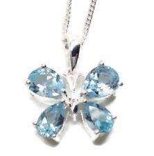Topaz Topaz Sterling Silver Fine Necklaces & Pendants