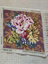 Ehrman Kaffe Fassett completed cushion tapestry needlepoint