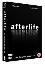 AFTERLIFE Complete Series 1 and 2 DVD Collection Boxset After Life New Original