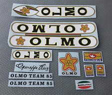 Kit adesivi compatibili Olmo Team 85