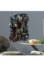 RoomMates Fathead Guardians of The Galaxy Heroes Wall Graphix Giant Decals