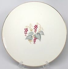 Knowles Vintage Dinner Plate X-4041