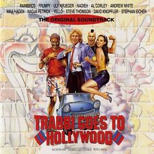 Trabbi Goes To Hollywood OST Rainbirds Al Corley Nina Hagen Yello Nadja Petrick