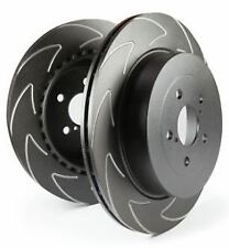 BSD1434 EBC BLADE Brake Discs Front (PAIR) for FORD VOLVO