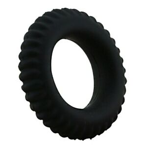 Titan Single Silicone Erection enhancement Cock Ring sex aid