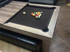 ** DUO MILANO** NEW ENTERTAINMENT Dining Table Seats 6-12 From **SUPERPOOL UK**