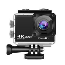 CamGo 4K X 20MP Ultra HD CamCord Waterproof 30M Sports With 170° Wide Angle