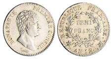 Napoléon 1er (1804-1814) - 1/2 franc An 12 MA (Marseille)