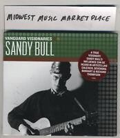 Sandy Bull - Vanguard Visionaries CD - Brand New Mint & Sealed with Hype Sticker