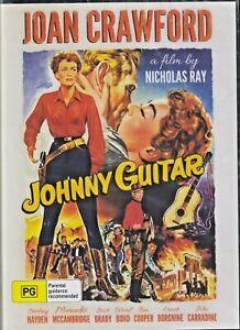 Johnny Guitar - Joan Crawford - Stirling Hayden - New and Sealed DVD