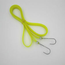 220CM Stretchy Bungee Cord Tie Down Packing Binding Strap for Bicycle Motorcycle