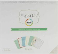Jade Edition, Project Life Core Kit
