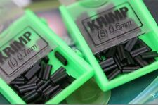 Korda NEW Fishing Spare Krimps Crimps Large 0.7mm *For use with Krimping Pliers*