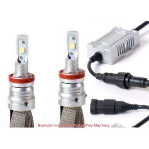 Putco 280010P Silver-Lux PRO LED Lighting Kit - H10 - Pair