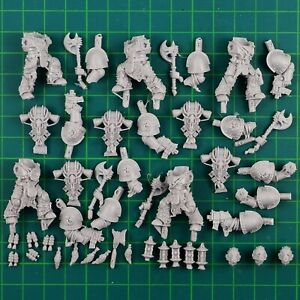 Space Wolves Legion Deathsworn Pack Bitz Bits The Horus Heresy Forge World